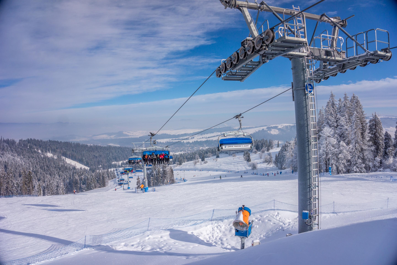 kotelnica bialczanska, bialka tatrzanska, wyciag, narty , ski,