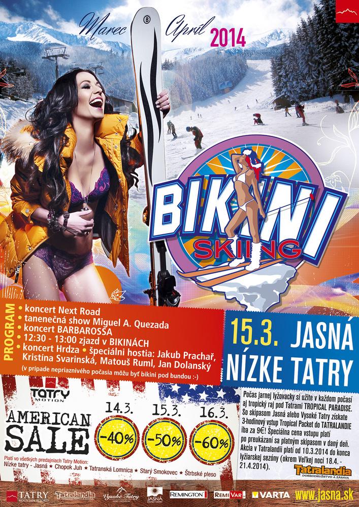 Bikini_Skiing_2014_plakat