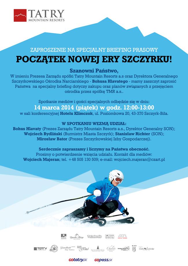TMR_Zaproszenie_Szczyrk