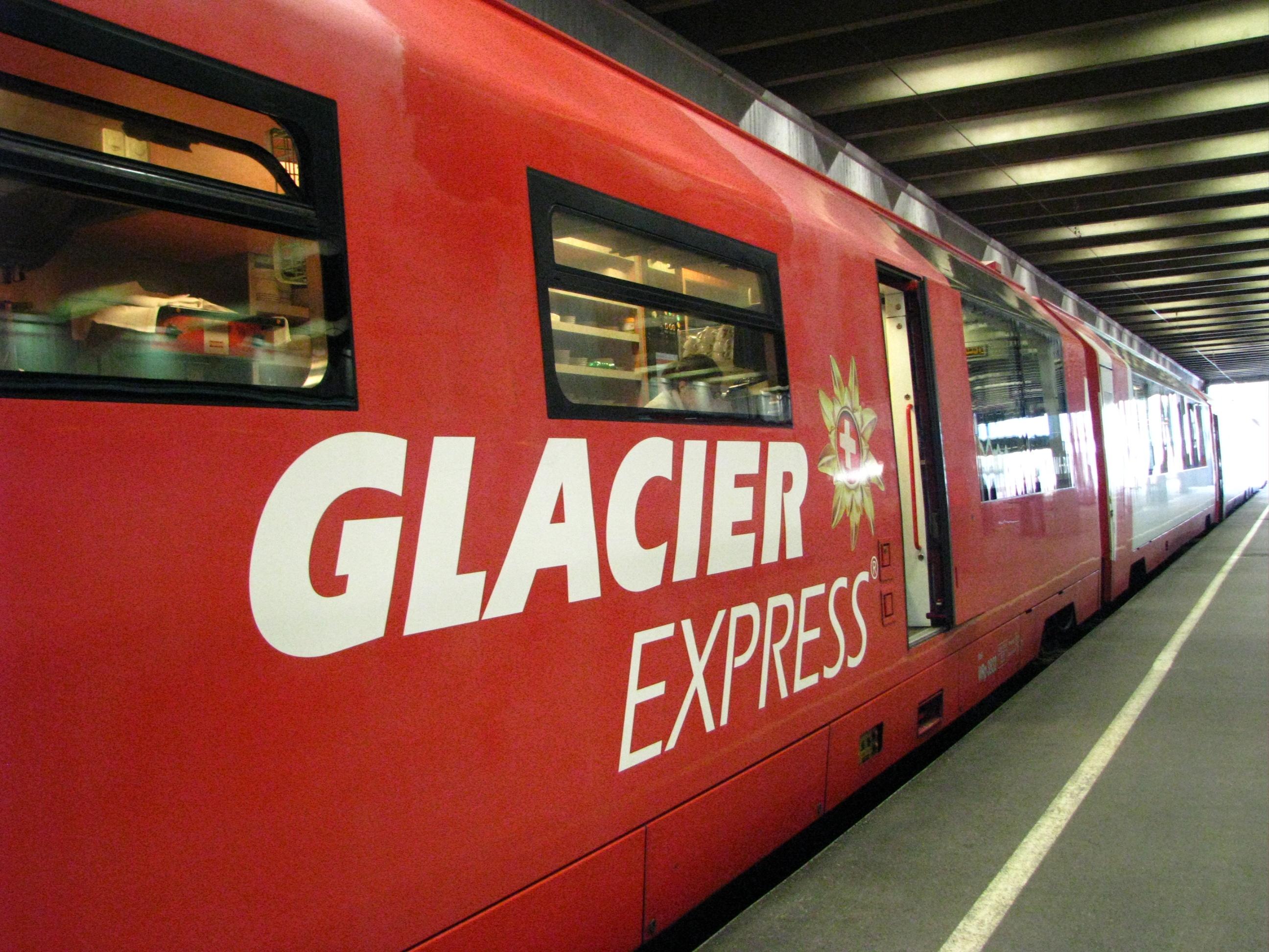 10.Glacier Express