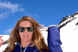Skicross, Kasprowy – rozmowa z Karoliną Riemen-Żerebecką , reprezentantką Polski w skicrossie na Igrzyskach Olimpijskich w Soczi