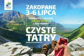 Czyste Tatry 2014 – Więcej wolontariuszy – mniej śmieci!