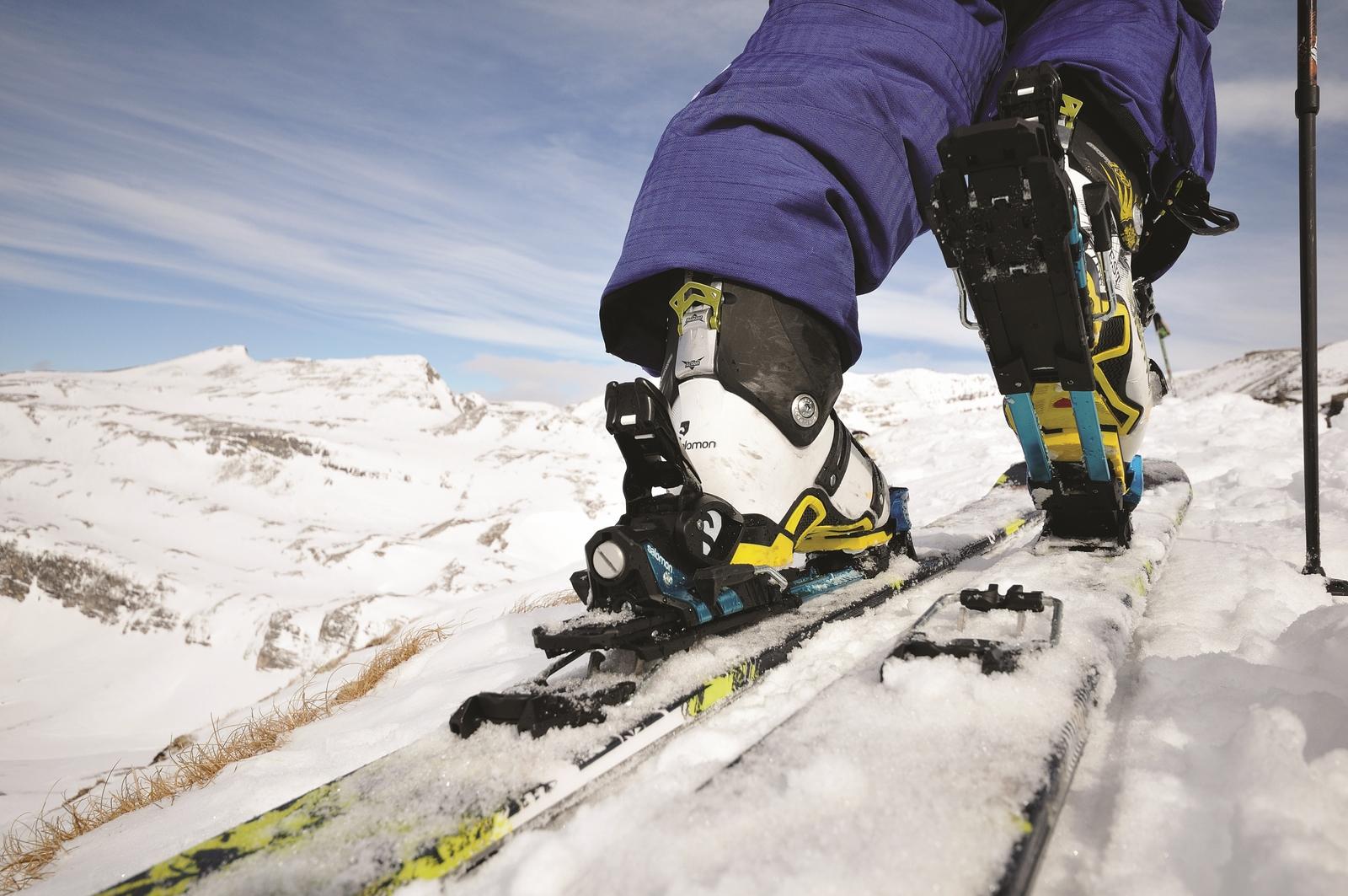 ski tura