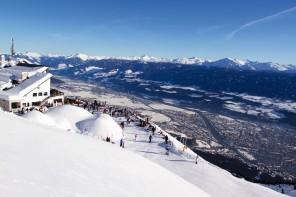 Narty z miasta – Innsbruck