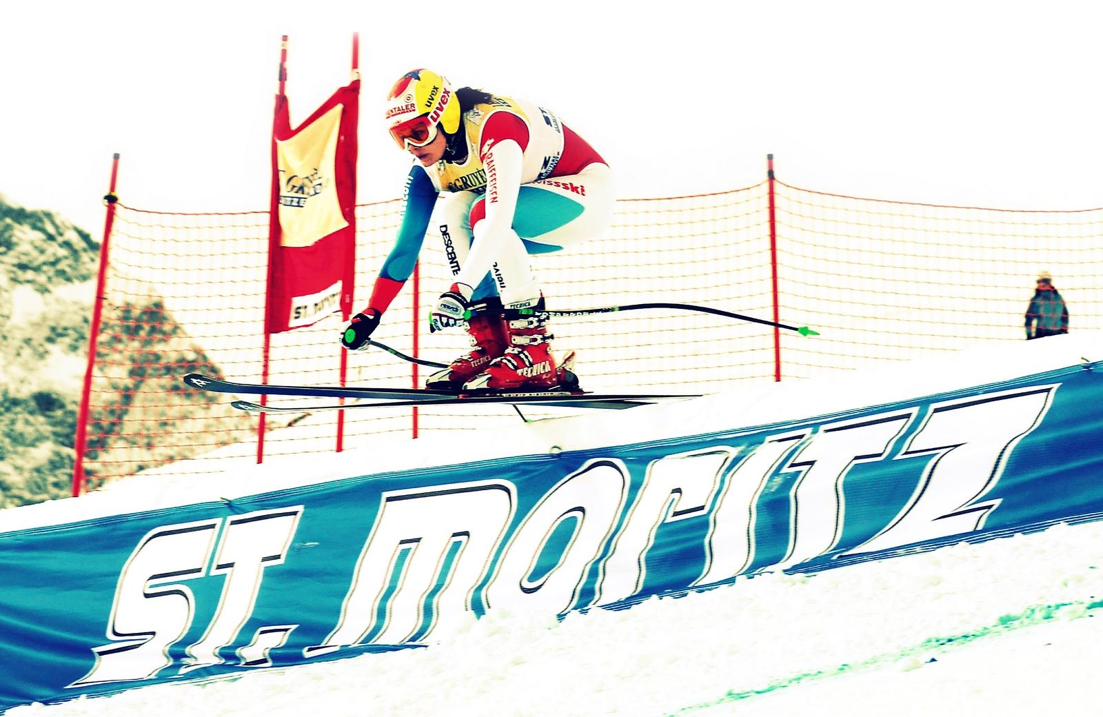 ENGADIN St. Moritz: Damen Weltcup St. Moritz 2010