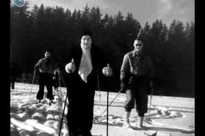 Polska zima w Tatrach 1930 Zakopane Krynica