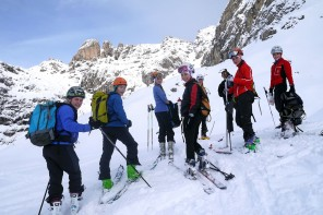 Pierwsze sukcesy – młodzieżowy obóz skiturowy w Lienz
