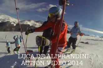 Luca de Aliprandini Action video 2014
