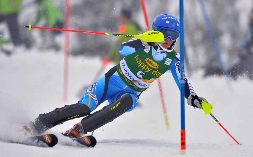 Puchar Świata w Flachau - Slalom Kobiet - SKI Magazyn