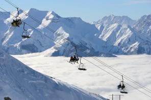 Narty na Wyspie Słońca – Alpe d'Huez