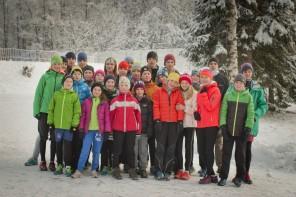 Młodzi skialpiniści ruszyli  w góry!