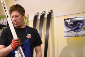 In the Ski Room with Alex Martin