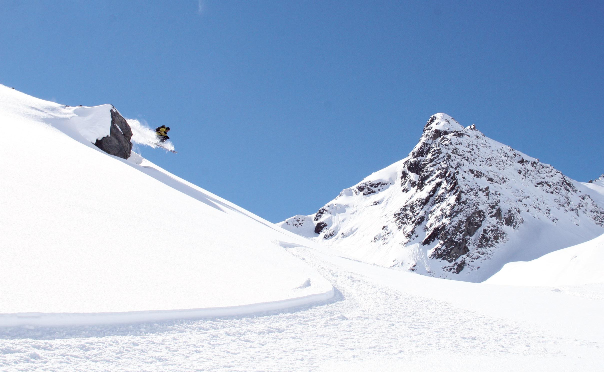 Tyrol znaczy freeride
