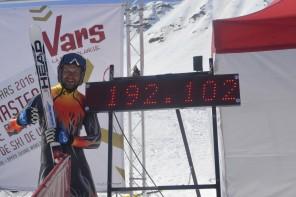 Dariusz Duda – relacja z debiutu w zawodach Speed Masters.