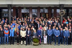 Pracownicy świętują 80-lecie Polskich Kolei Linowych