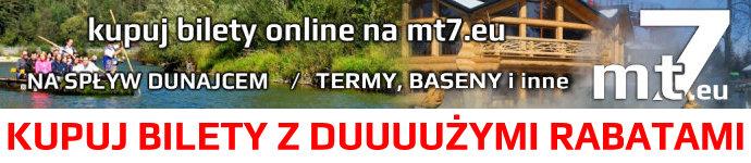 mt7.eu bilety online na atrakcje Podhala