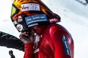 Jędrzej Dobrowolski w zawodach Speed Ski. Podsumowanie sezonu.