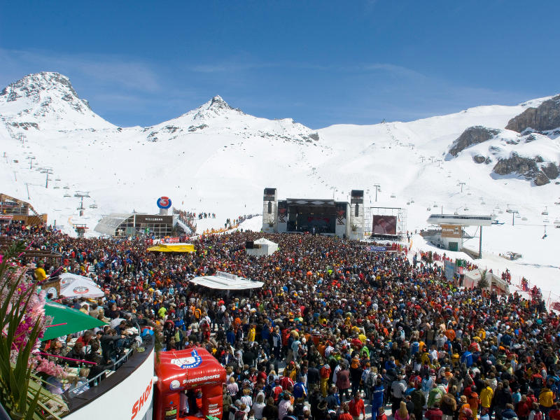 Ischgl Concert of the Mountain