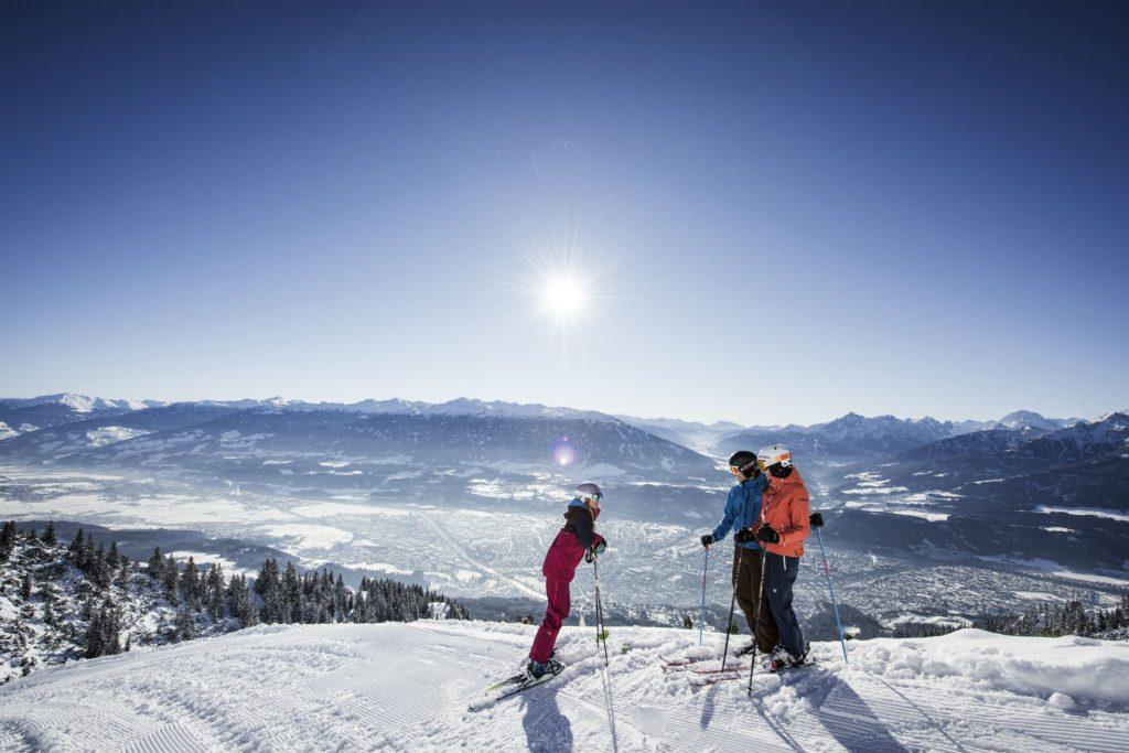 Olympia SkiWorld Innsbruck.