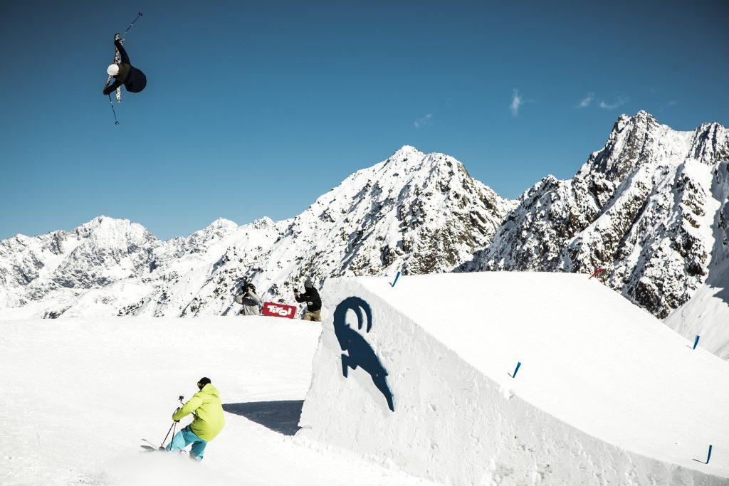 Kaunertal Snowpark