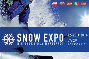 SNOW EXPO 2016 na stadionie PGE Narodowym w Warszawie.