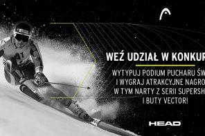 HEAD ogłasza konkurs : Typuj podium Pucharu Świata z HEAD