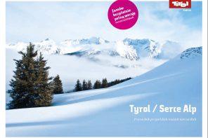 """""""Tyrol. Serce Alp"""", czyli narciarski przewodnik…"""