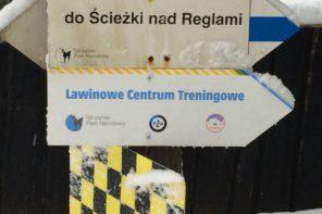 Lawinowe abc.Treningowe Centrum Lawinowe na Kalatówkach – otwarte.