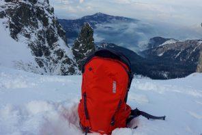 Plecak Thule Upslope 35L dla sportów zimowych.Test.