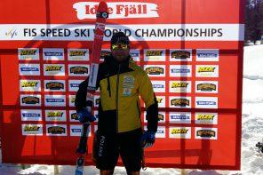 Dariusz Duda – relacja ze startów w Speed Ski
