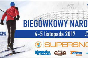 Biegówki podczas SNOW EXPO 2017.