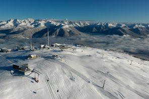 Zima w Południowym Tyrolu Part II / Kronplatz