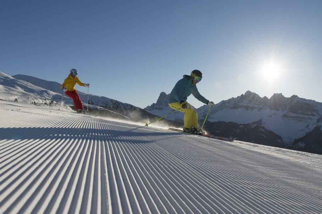 Shooting Plose Brixen Skifahren Ber