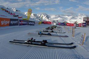 World Ski Test 2017 część 1.