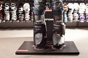 Bootfitting, czyli zindywidualizowanie w dopasowaniu butów narciarskich.