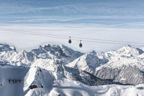 Silvretta Montafone  czyli alpejska idylla…….