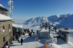 Kasprowy Wierch – warunki narciarskie 15.02.18