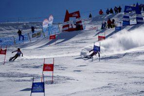 No Limit Kasprowy – zawody w najdłuższym slalomie gigancie w Polsce-fotorelacja.