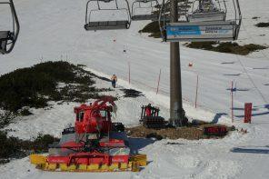 Warunki narciarskie na Kasprowym Wierchu – 19.04.2018