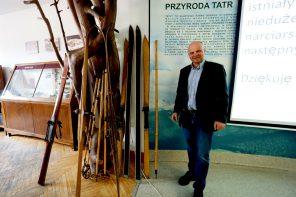 Najcenniejsze narty ze zbiorów Muzeum Tatrzańskiego – pokaz sprzętu i prezentacja Wojciecha Szatkowskiego (Muzeum Tatrzańskie w Zakopanem)