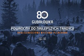 """GUBAŁÓWKA -Wystawa PKL """"Niezwykłe 80 lat kolei na Gubałówkę"""""""