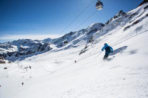 Bądź ponad chmurami, czyli 5 lodowców Tyrolu.