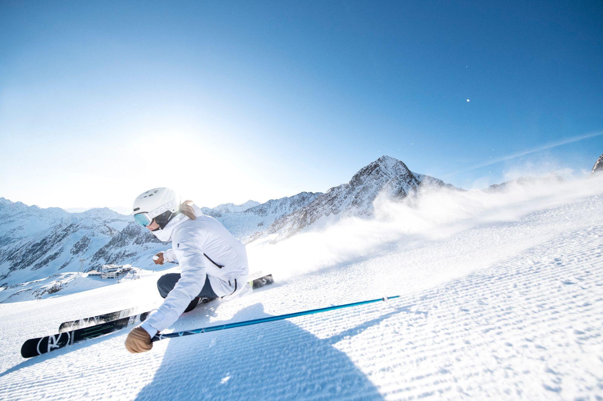 5 tyrolskich lodowców: najlepsze propozycje na początek narciarskiego sezonu