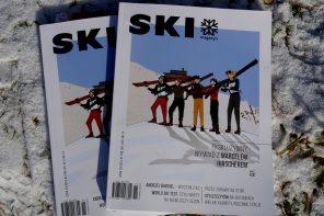 Nowy SKI MAGAZYN juz na półkach empików – 380 stron ciekawych artykułów na rozpoczęcie sezonu narciarskiego.