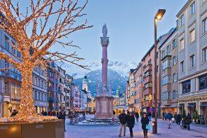 Innsbruck, czyli narty z miasta