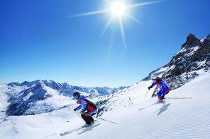 Zillertal, czyli dolina ze wszystkim, co narciarzowi do szczęścia potrzebne.