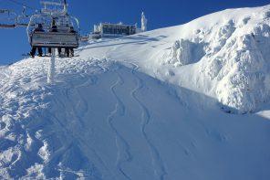 Kasprowy Wierch – warunki narciarskie 11.01.2019