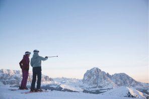Zabezpieczony: Południowy Tyrol: Narciarska kraina czarów