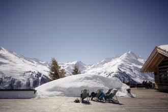 St. Anton am Arlberg, Sonnenskilauf