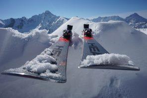 Testujemy narty HEAD'a i wiosenne warunki narciarskie w Tatrach wiosną. Relacja 07.04.19.
